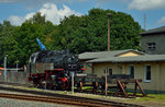 86 1333-3 der Press am 17.07.2016 in Putbus abgestellt.