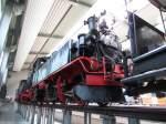 pressnitztalbahn/283114/99-1568-7-stand-am-14juli2013-in 99 1568-7 stand am 14.Juli.2013 in der Fahrzeughalle Schlössel