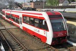 SA 132-004 treft am 30 April 2016 in Wolsztyn ein.